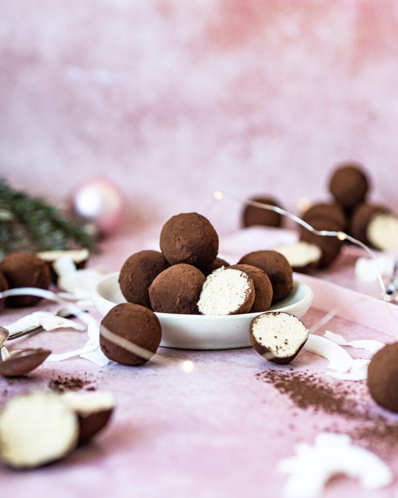 Fit kokosové kuličky