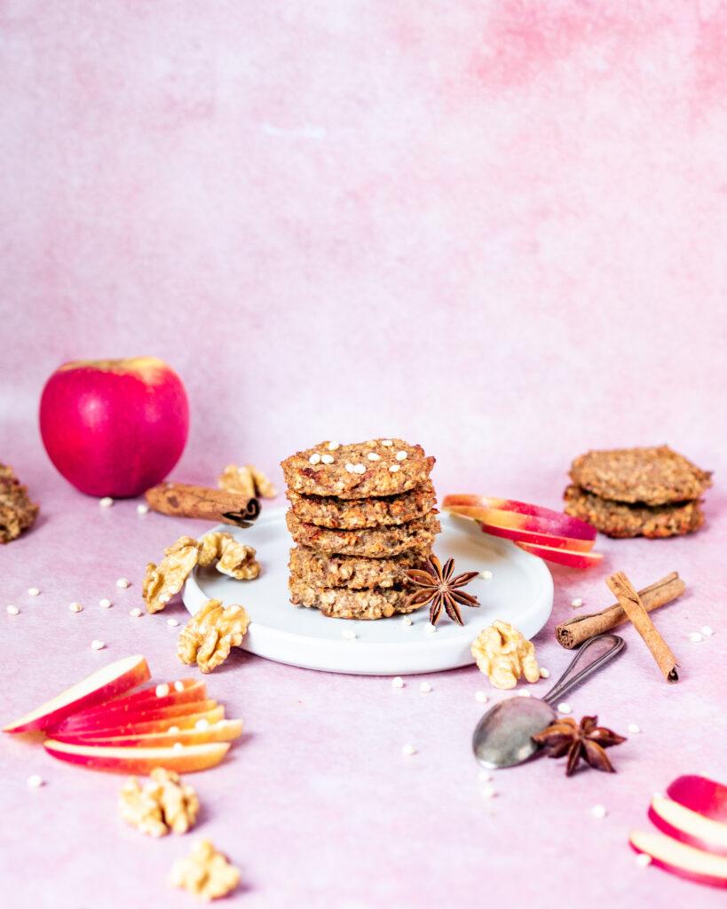 Jablkové placičky